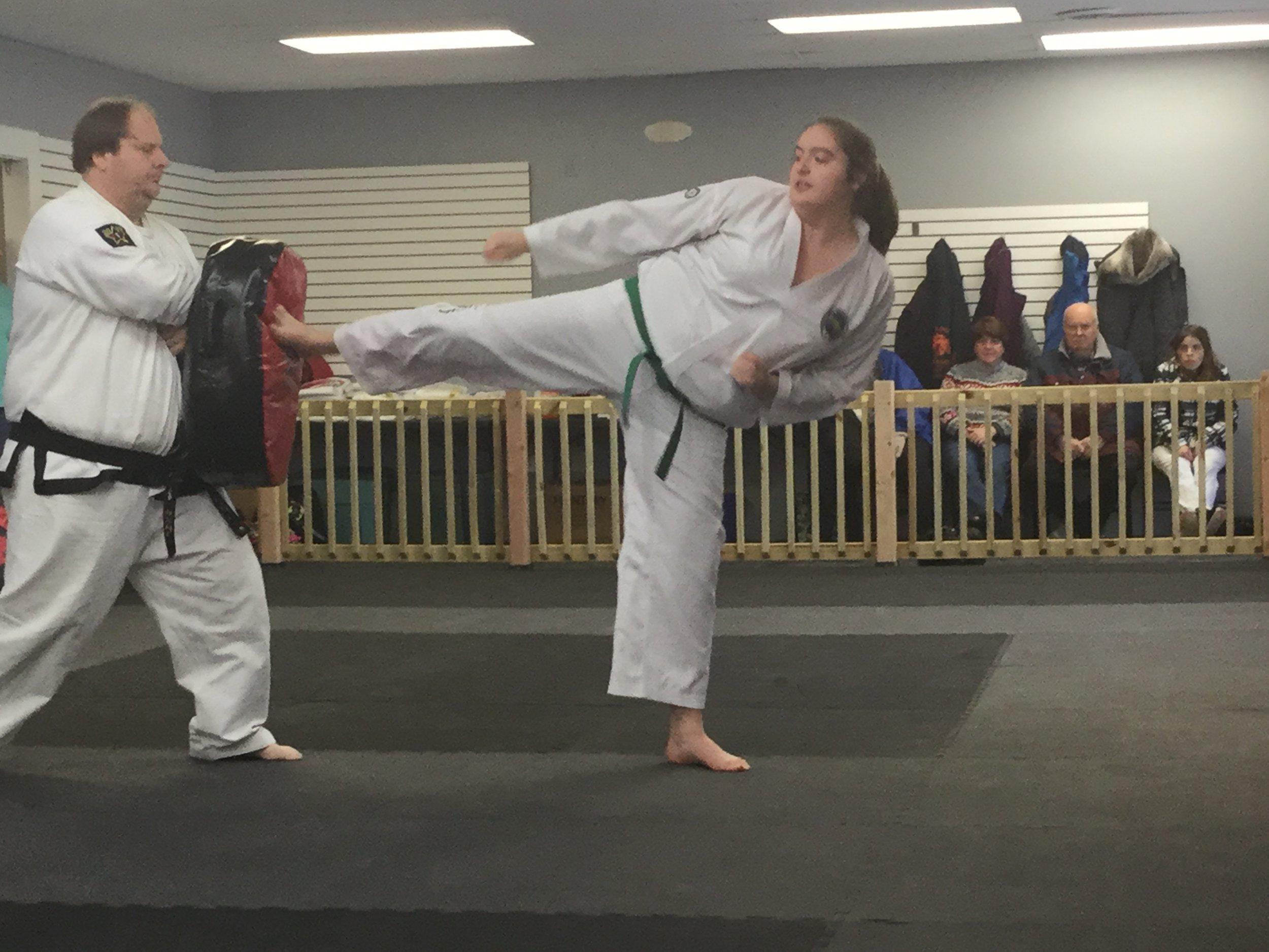 High Kicks Dojang