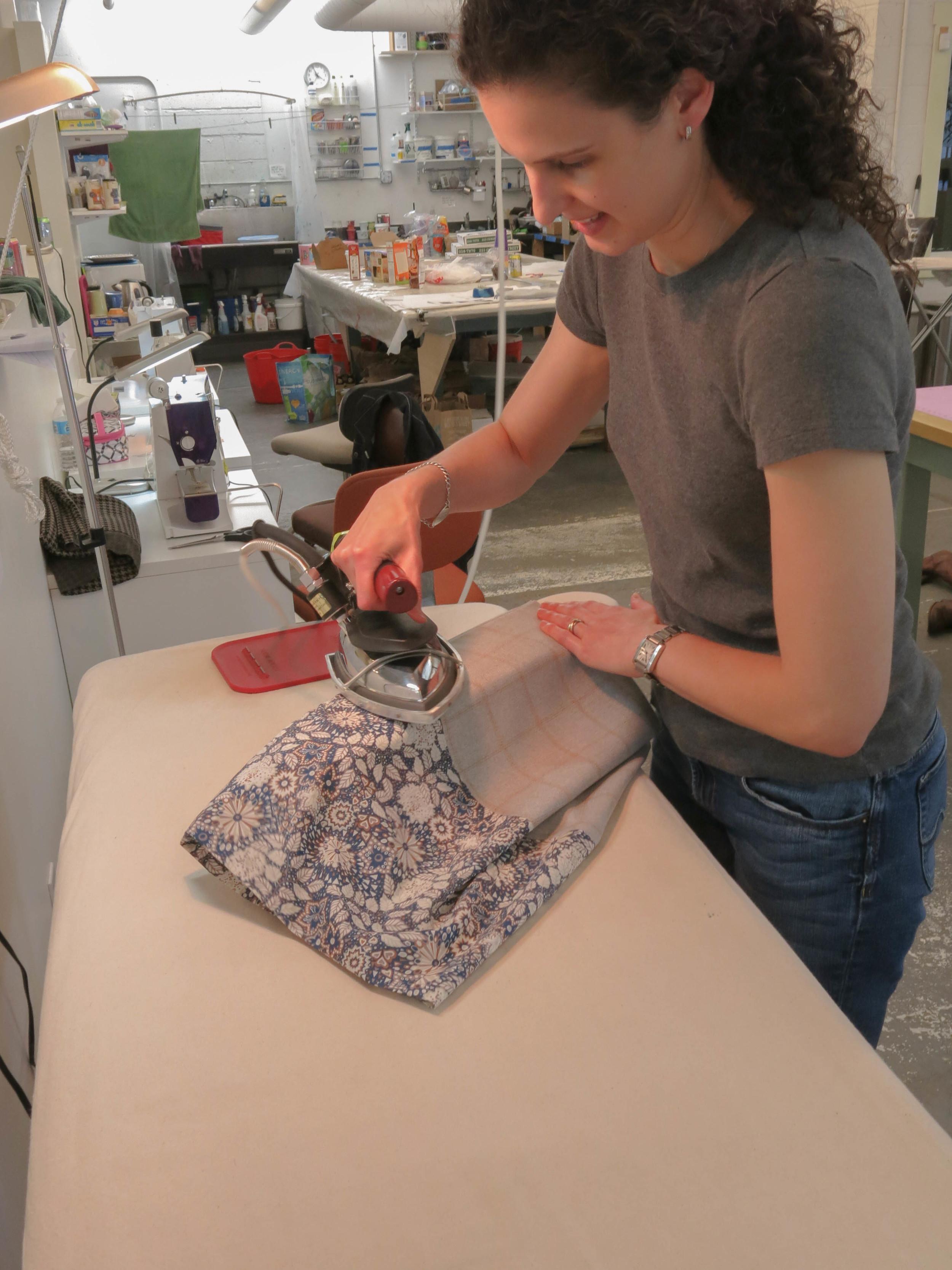 Megan at the iron (1 of 1).jpg
