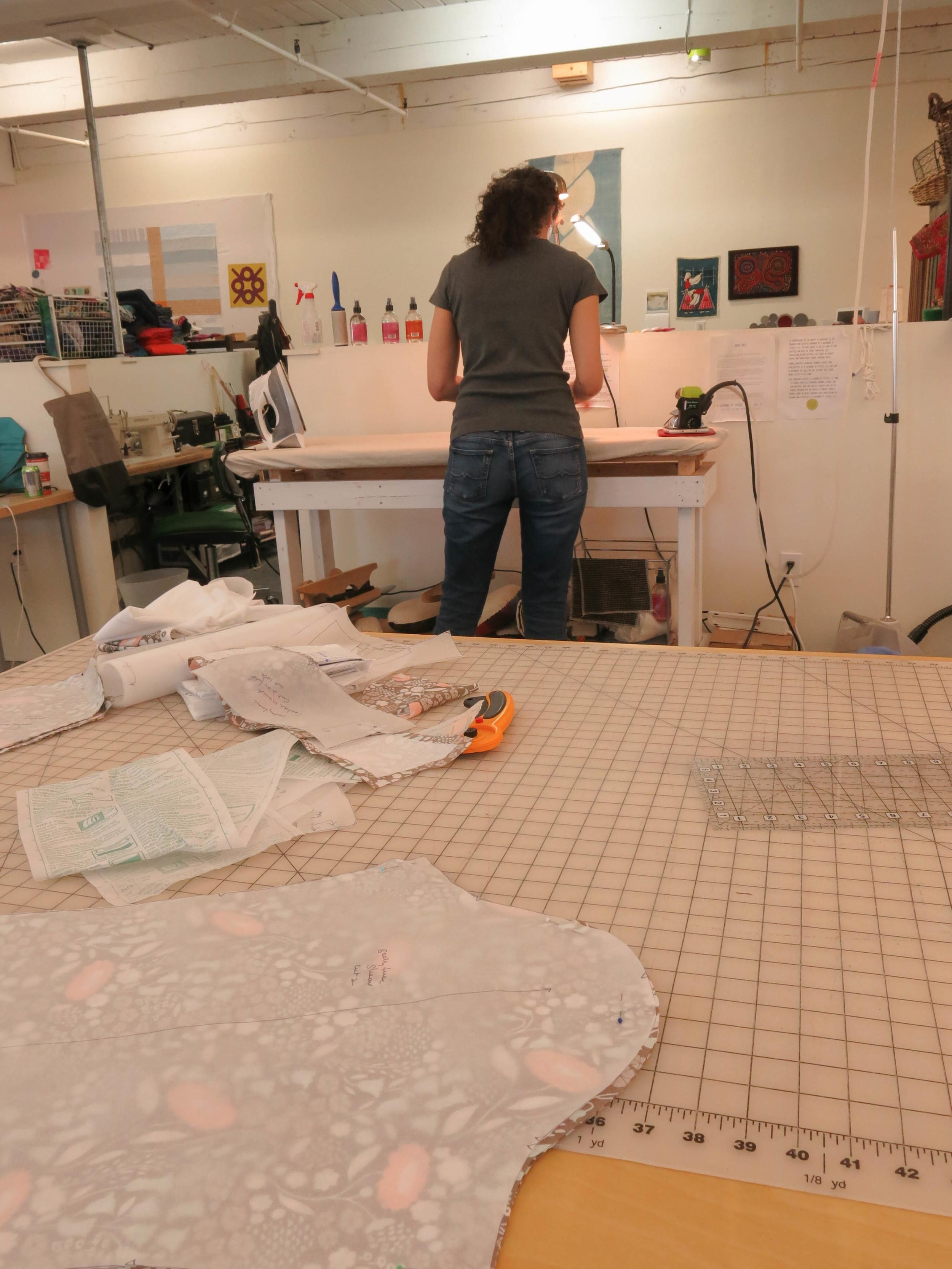 Megan irons, fabric on table (1 of 1).jpg