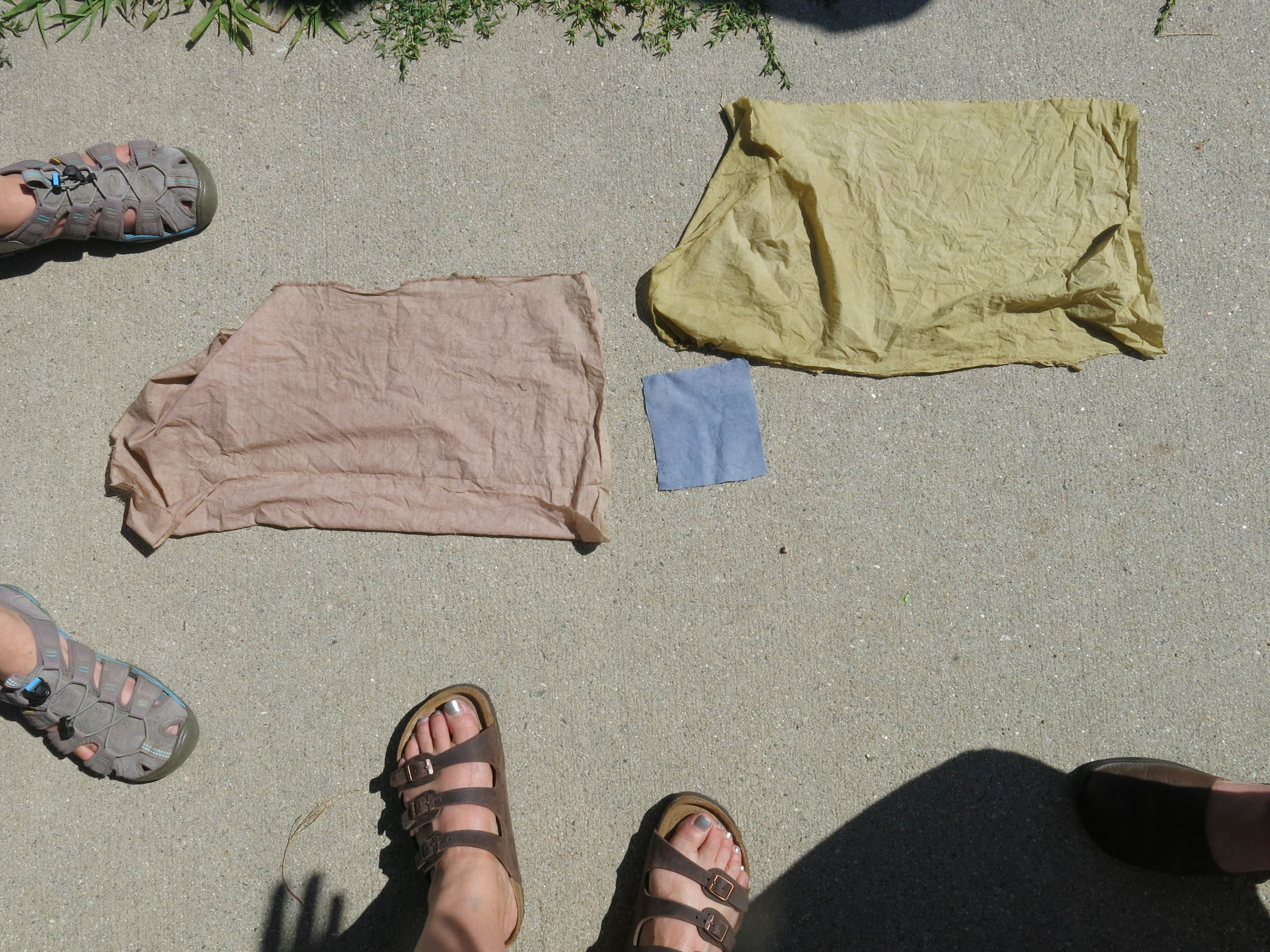 studying swatches on the ground (1 of 1).jpg