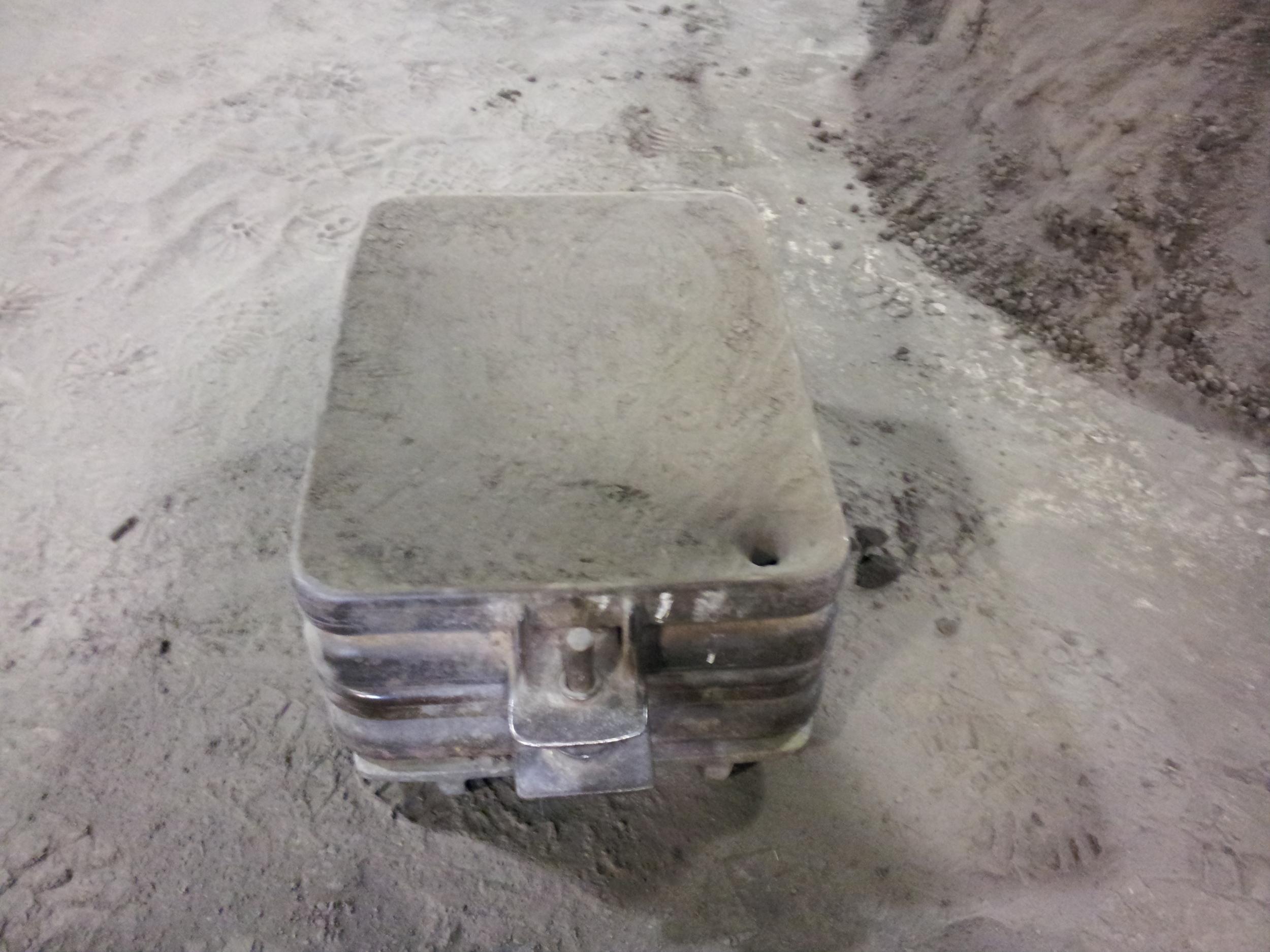 Finished Sand Mold