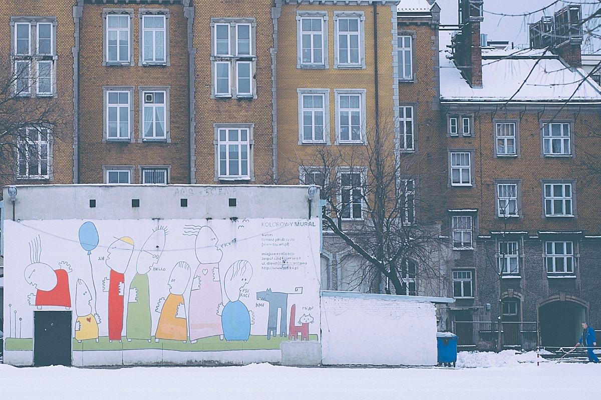 ul. Leszczyńska, Warszawa.