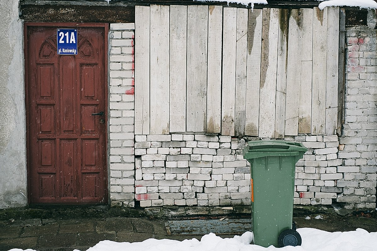 ul. Kaniowska, Warszawa.