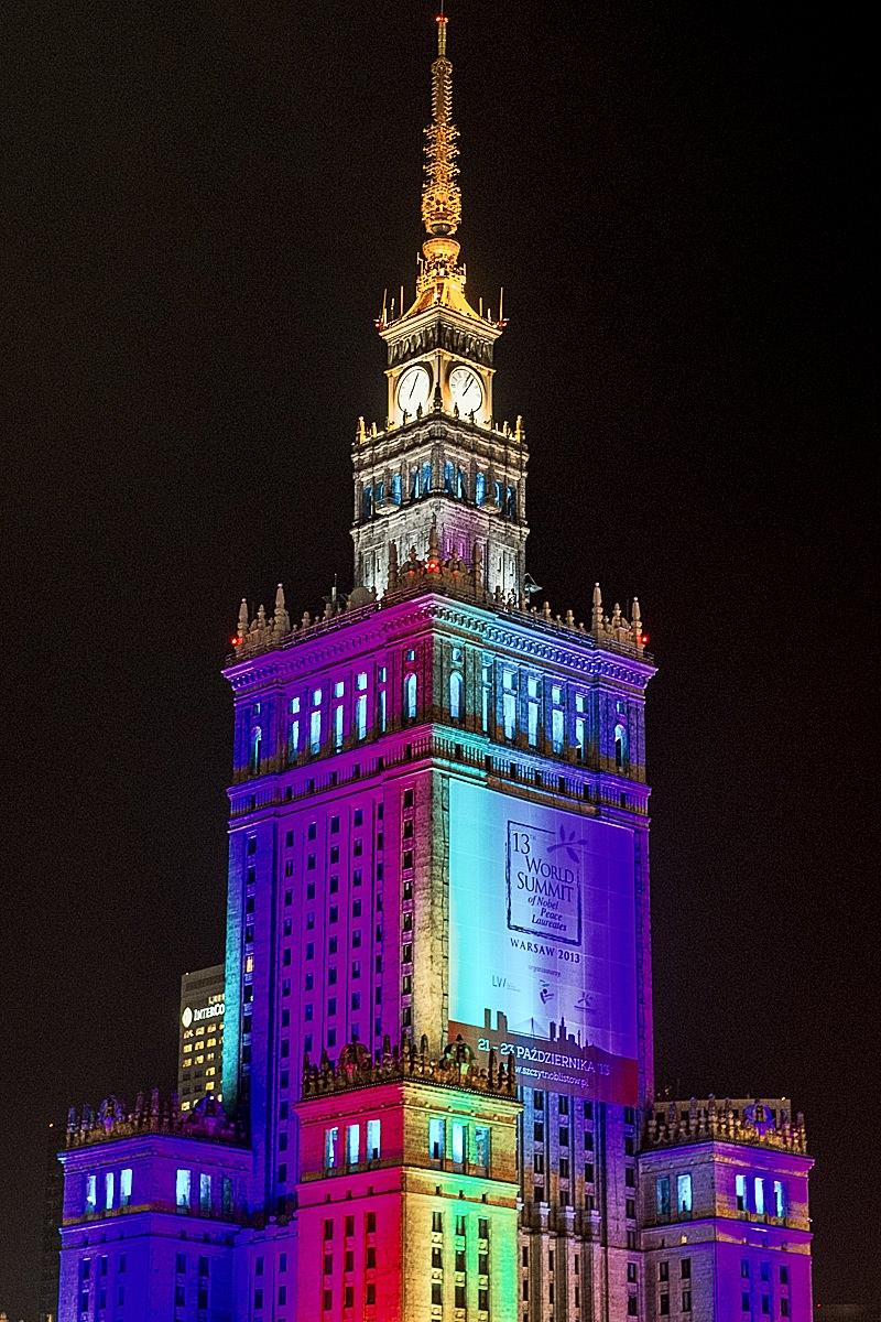 pl. Defilad, Warszawa