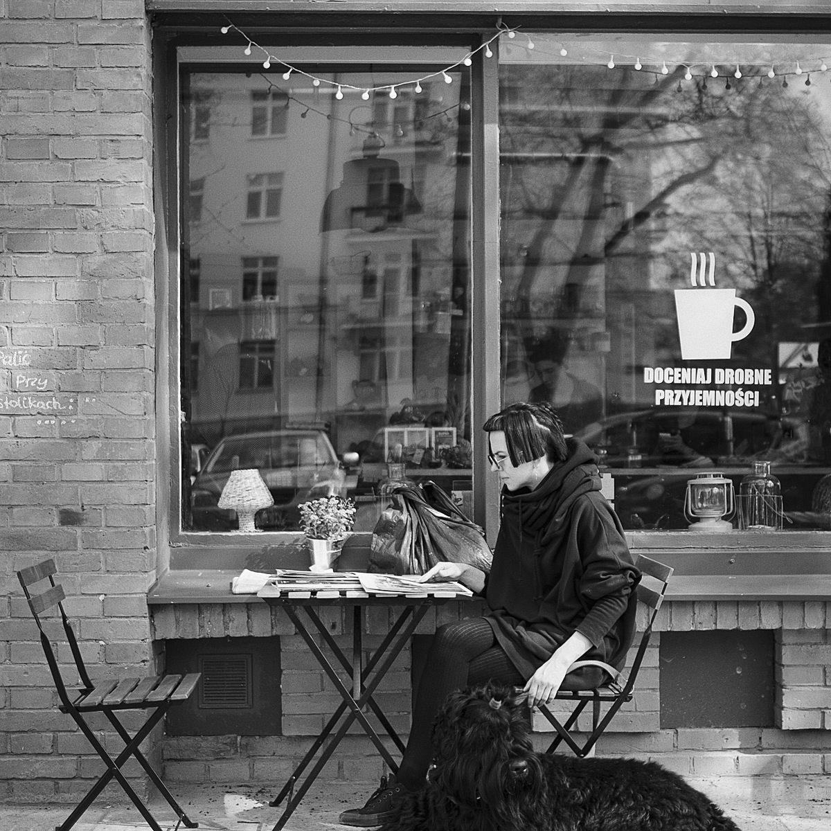 Secret Life Cafe, Warszawa.