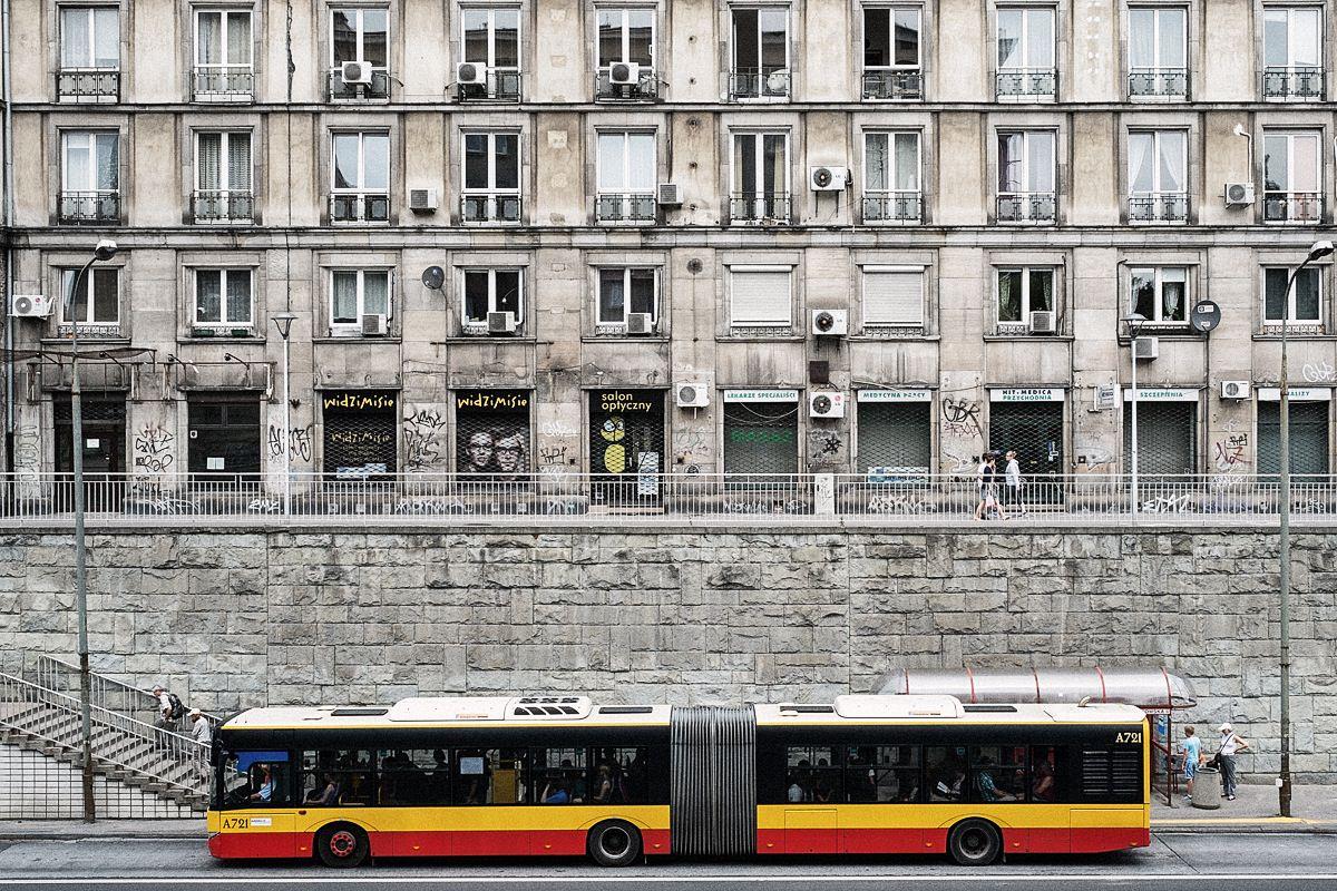 Al. Armii Ludowej, Warszawa
