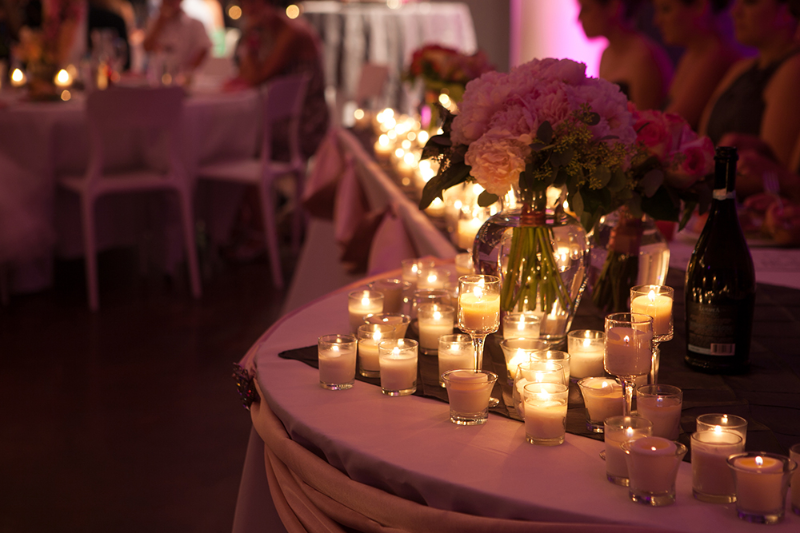 photo by  Darrin Hackney . Event design by  Jesterbird Events .