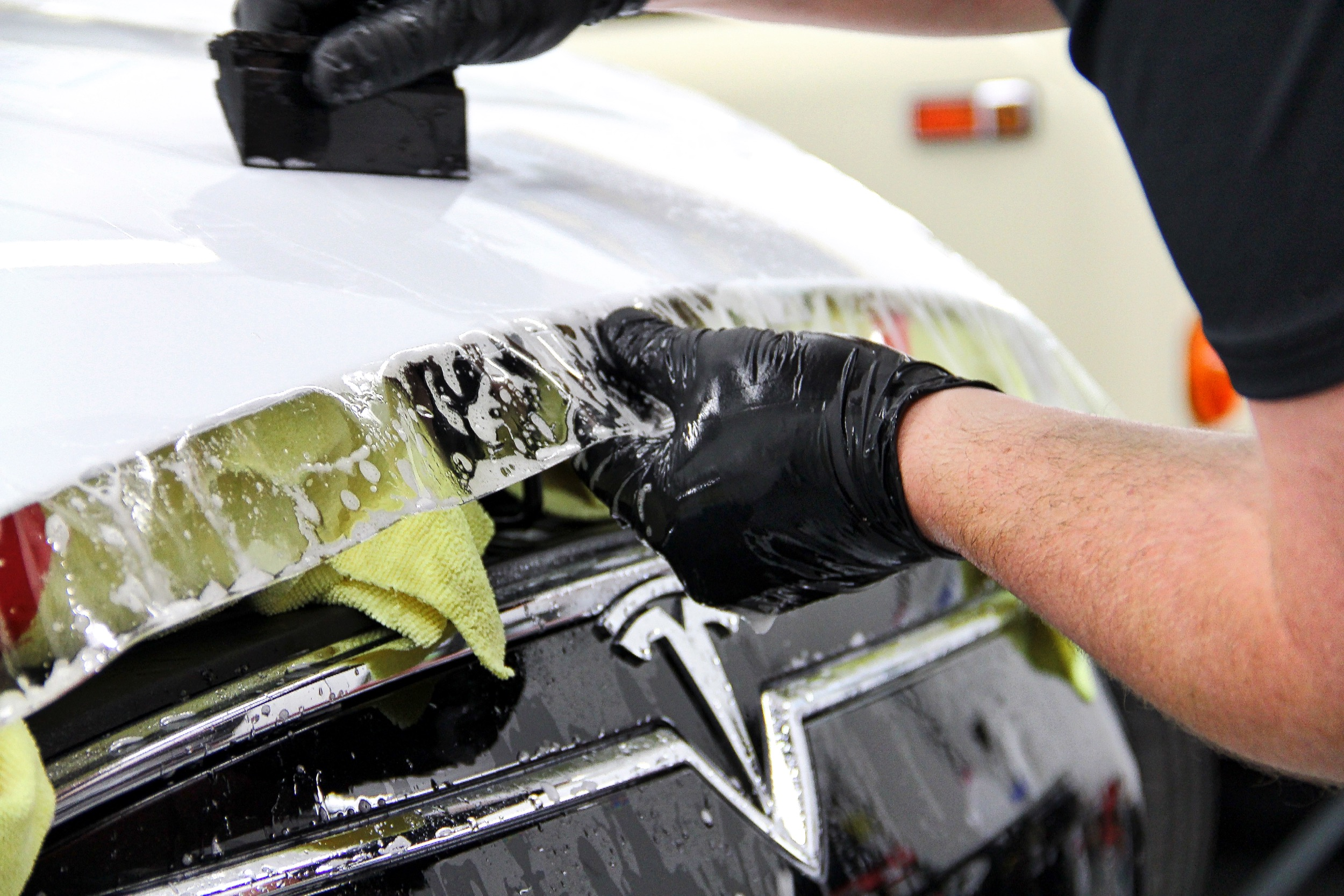 Paint Protection Film & Window Tint