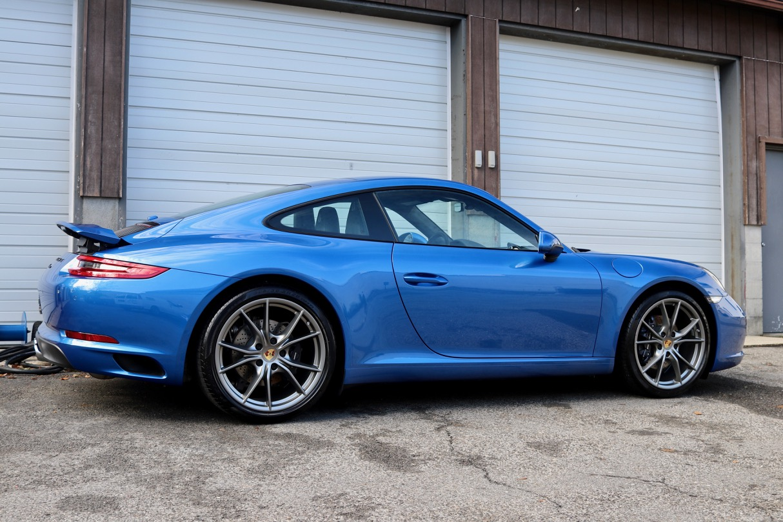 Porsche 991.2 911 Carrera - Paint Protection Film - New Car Detail - CQuartz Finest Reserve