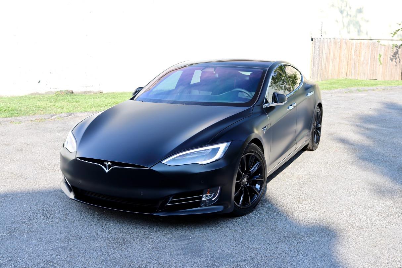 Tesla Model S Xpel Stealth Black — Darien Detail | Detailing