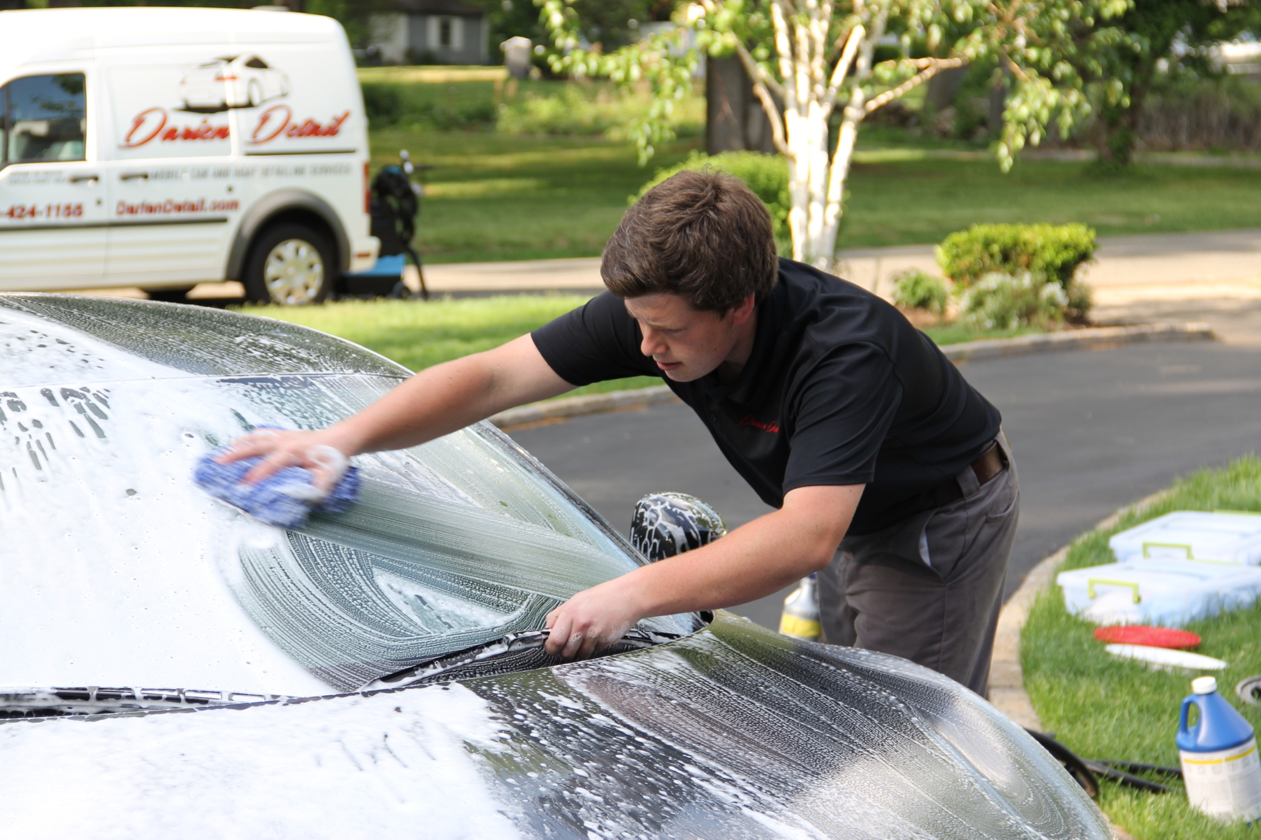 Mobile Auto Detailing
