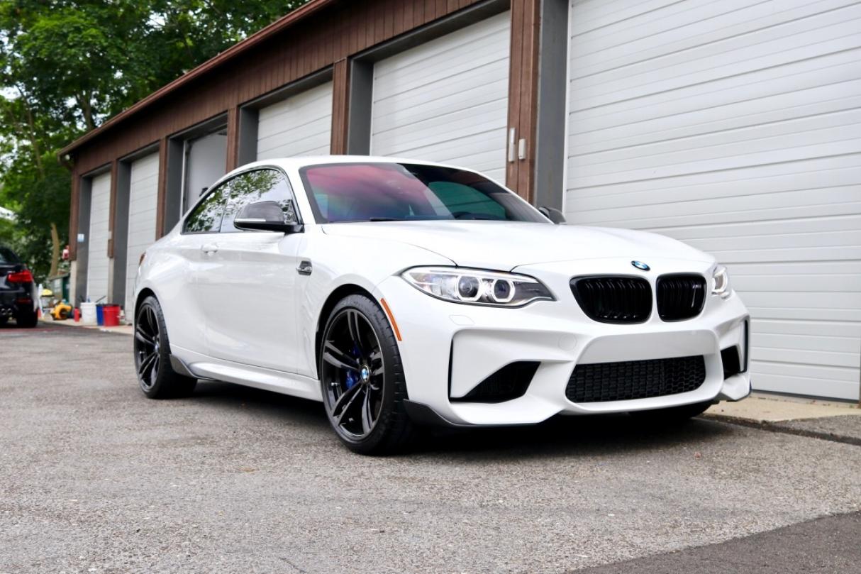 BMW M2 - Paint Protection Film - New Car DetailCrystalline Window Tint - CQuartz Finest Reserve