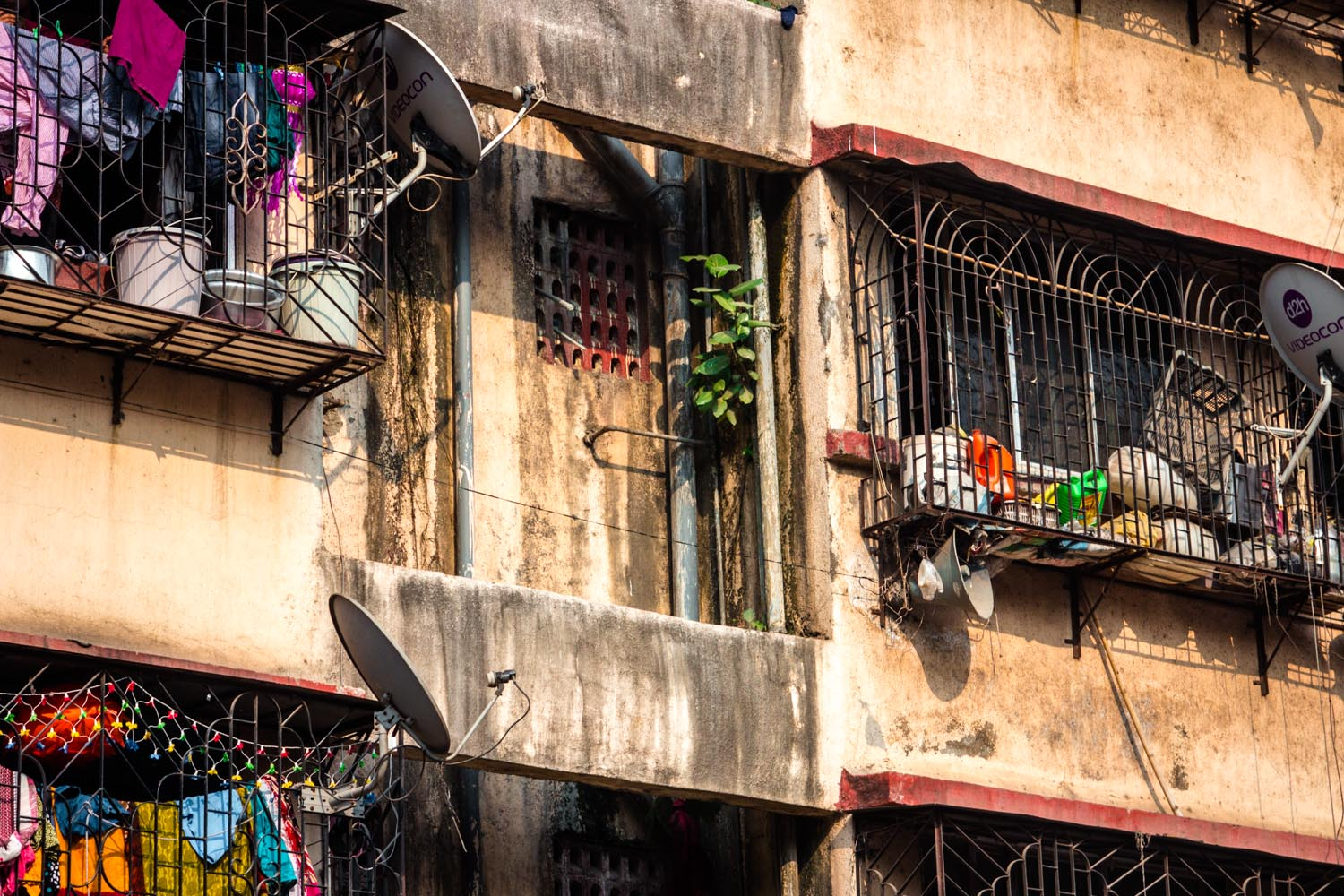 Mumbai dwellings
