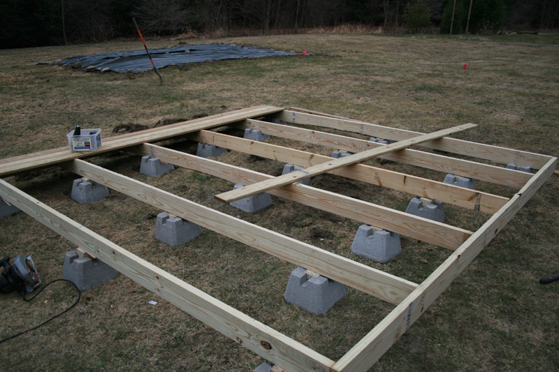 Decking the deck