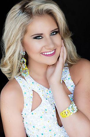 Miss Teen Hailey Hudson