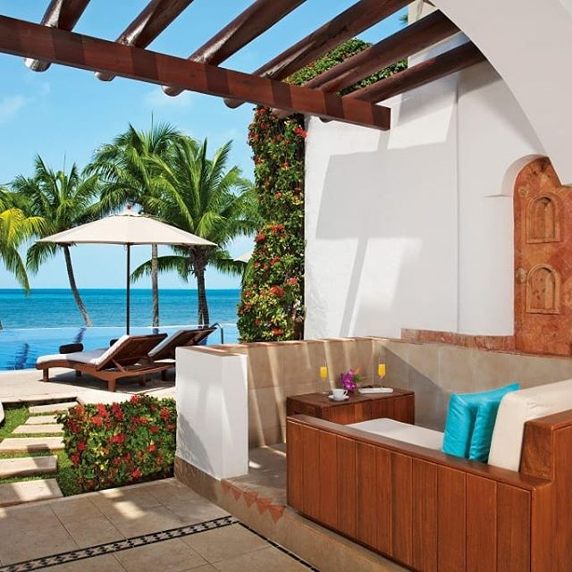 Located in the southern zone of the idyllic island of Isla Mujeres,  an intimate beachfront escape of 35 oceanfront suites. Upon arrival at the resorts private yacht, guests will enter a world of relaxation, where Tikul stone floors and Tikal and marble mats adorn each room and breathtaking views of the Caribbean Sea and mainland Cancun are offered throughout the property.  This 5-star resort also features the famed restaurant, Casa Rolandi, serving high-end Swiss-Northern Italian fare; a variety of water sports and sailing experiences that depart from the resort's private dock; thalassotherapy as well as an outdoor seawater Jacuzzi; and luxurious accommodations, most of them with a Jacuzzi on the balcony, fine linens and a therapeutic shower.  With Endless Privileges®, you will enjoy access to personalized, private yacht transfer from Cancun to the resort (when checking in and out and subject to weather conditions); unlimited worldwide calls and concierge service; daily breakfast, lunch and dinner gourmet dining options with an assortment of organic food and beverage selections plus 24-hour dining options allow you to enjoy late night bites at Casa Rolandi or stay in and order room service.  In addition to these amenities you will enjoy complimentary cocktails and specialty beverages from a variety of domestic and international top-shelf brands and top-shelf spirits; luxurious Bvlgari® bath amenities; twice daily refreshed mini-bar; maid service three times daily; complimentary overnight laundry service as well as complimentary greens fees at nearby Playa Mujeres  Golf Club.  BOOK EARLY, SAVE MORE! RA Lifestyle Management Special Offer:  Receive savings up to 55% off! Plus receive $200 in resort coupons when booking this offer to use for private romantic dinners, an indulgent spa day, and more!  DM for more information or to assist with booking your next vacation!  #luxurytravelagency #lovefortravel #luxurytravel #luxuryresorts #topluxurybrands #mexico