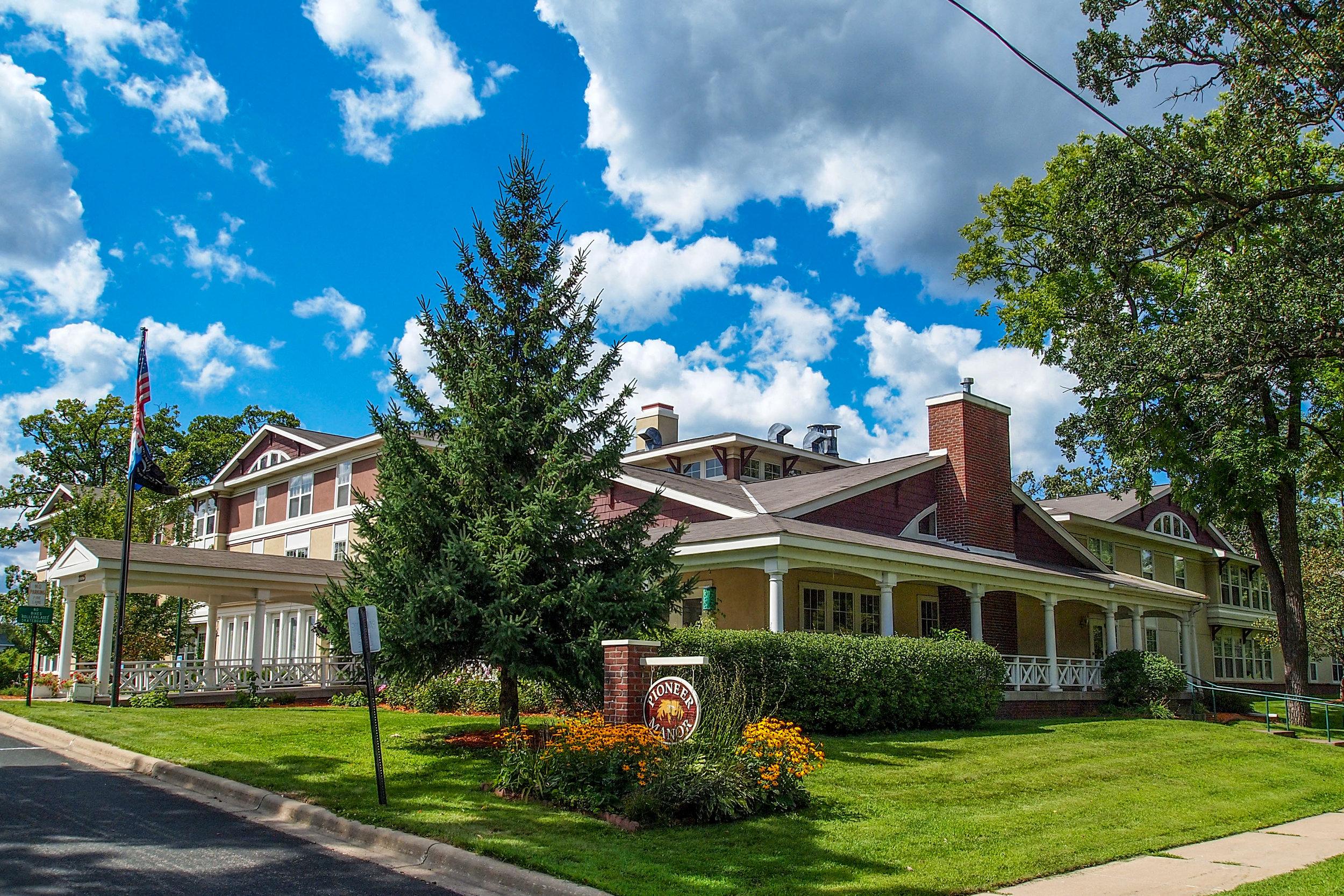 Pioneer Manor Senior Apartments