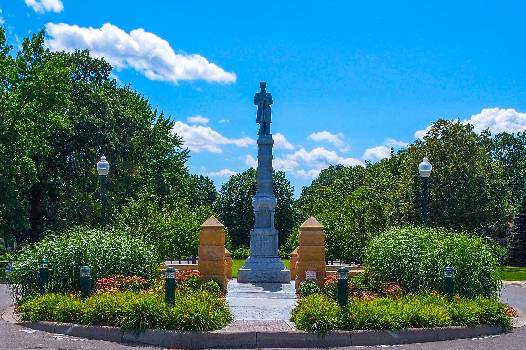 Clark Avenue Monument