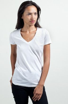 The Perfect V-Neck Tee - just $15!