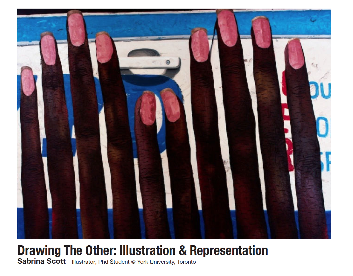 Illustration & Representation - Critical review of popular contemporary illustration