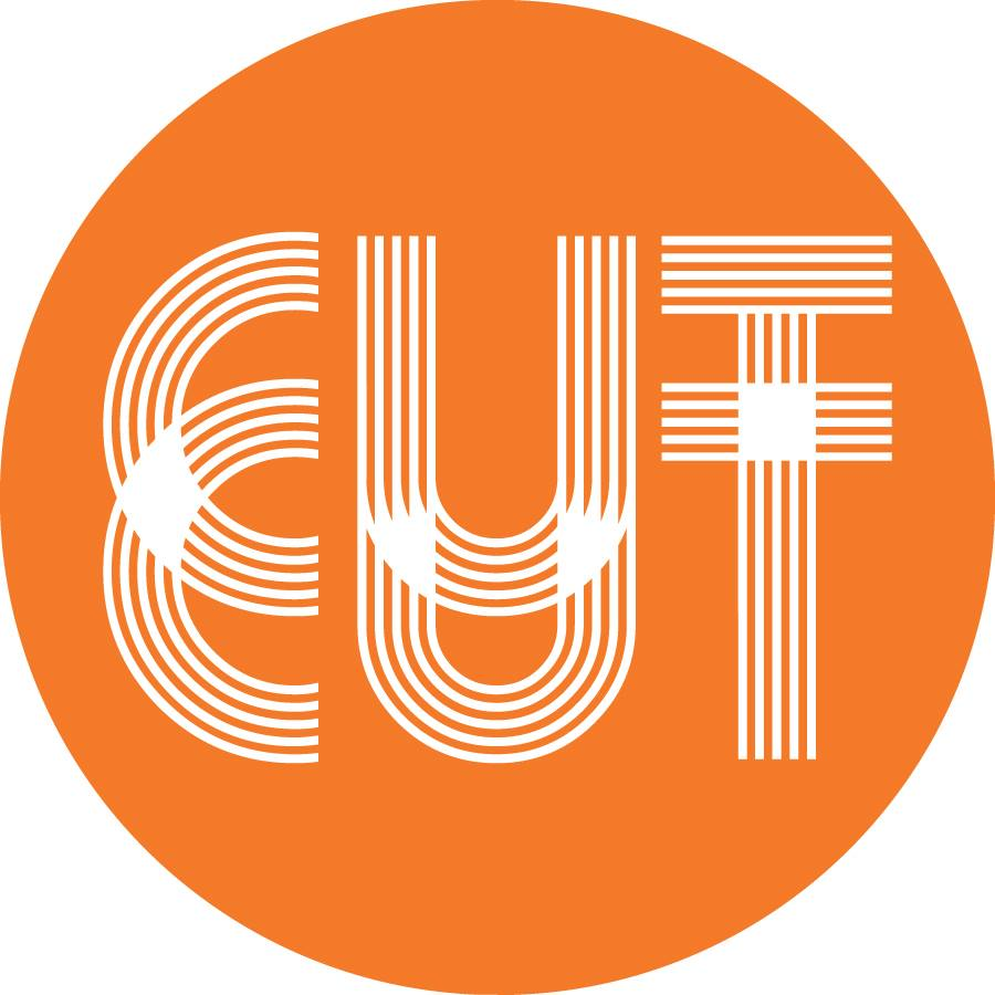 - Cut Cut uses commercial printmaking processes to create engaging, personal, and site -specific products and displays.They provided the wonderful shirts and stickers for the tour - Thank you!