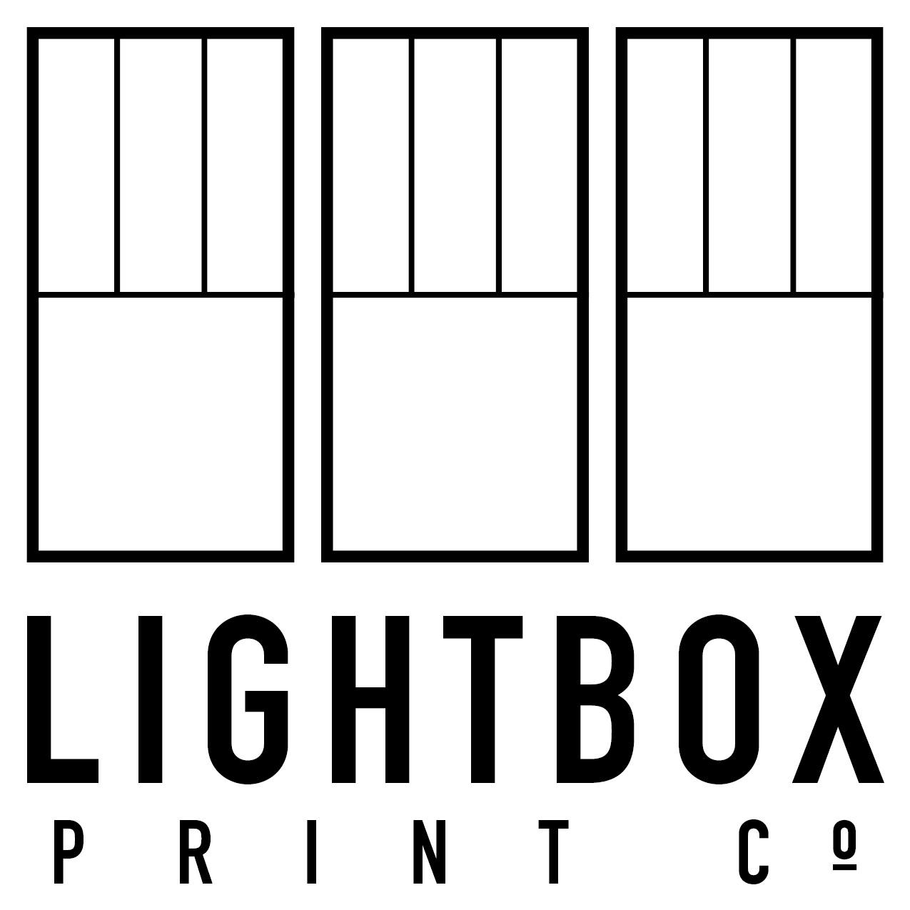 - Original and custom artwork prints, screen printed by hand by a husband & wife artist duo in Richmond, VA. Inspired by architecture, food, and travel.Lightbox Print Co. printed our kickass posters for the tour - thank you!