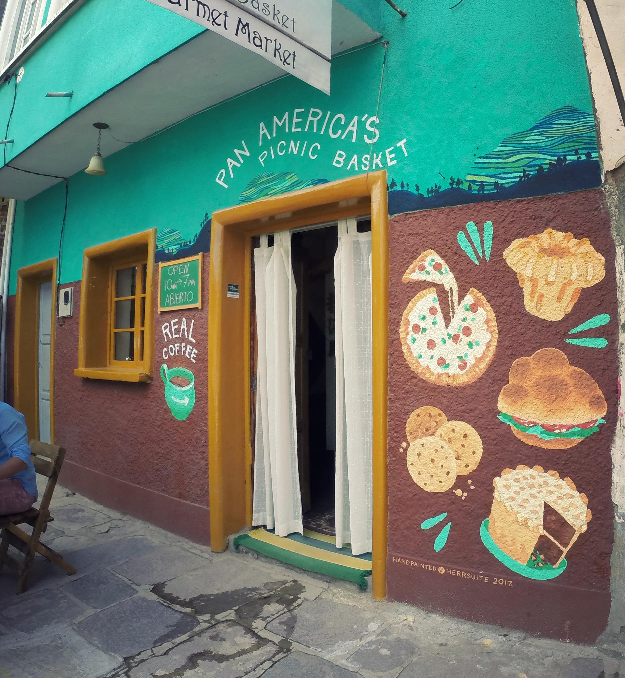 Panamerica's Picnic Basket