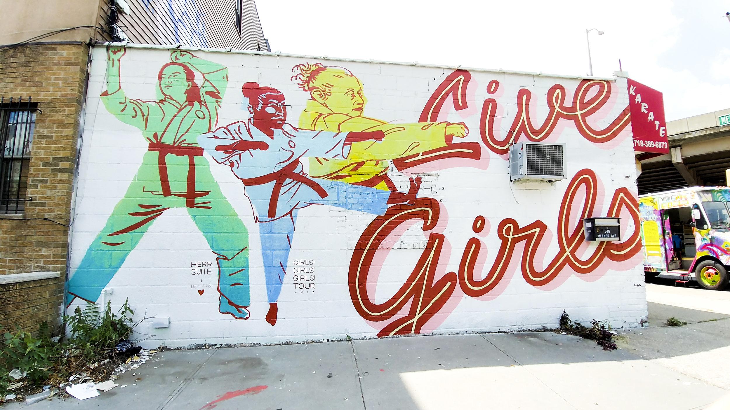#girlsgirlsgirlstour