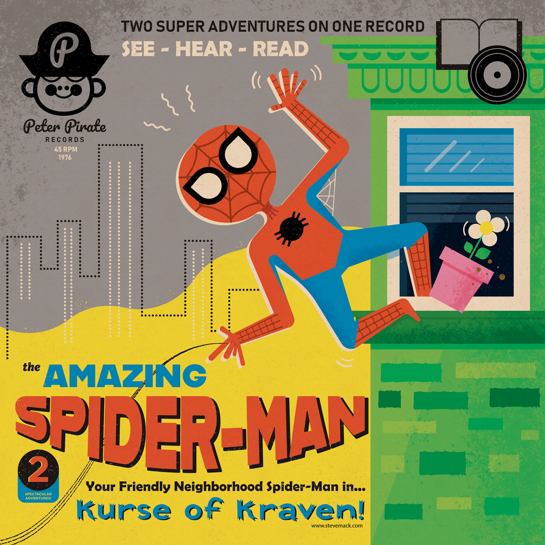 Spider-man-Peter-Pirate-Records-Steve-Mack-2019-01.png
