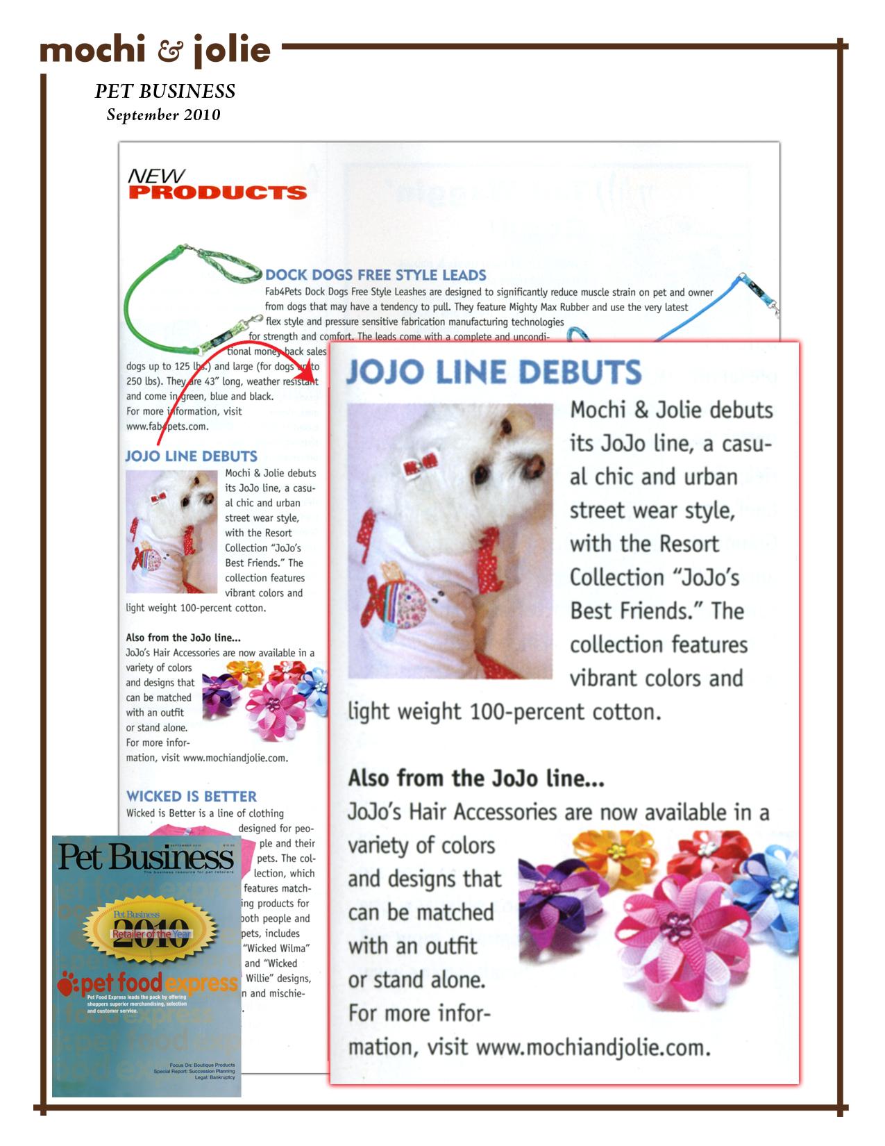 Pet Business (September 2010)