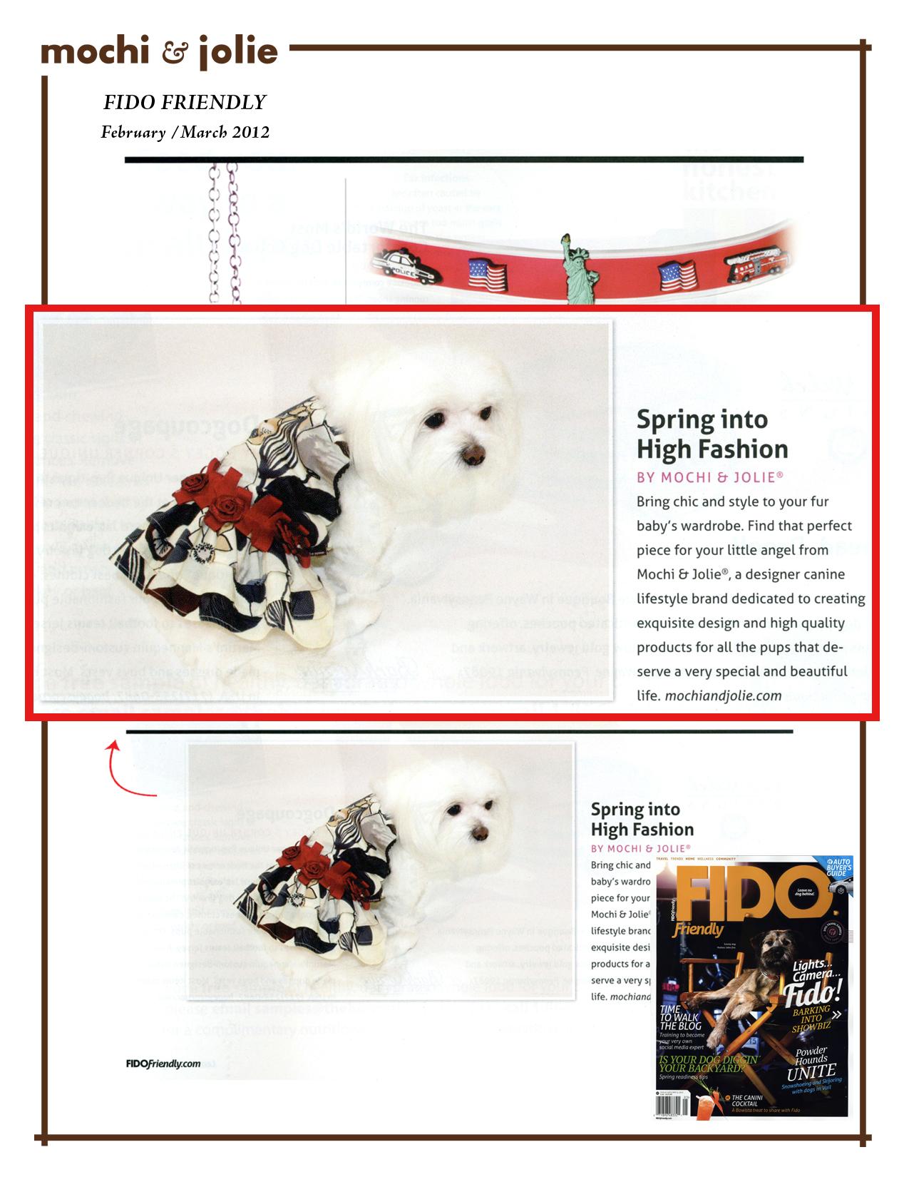 Fido Friendly (issue 53, February/March 2012)