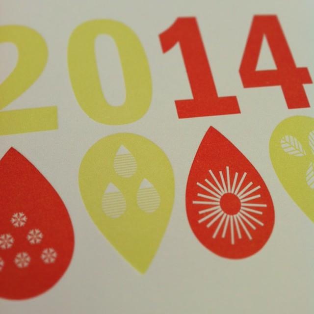 Happy printing in 2014! #newyear #letterpress #printing_11676857755_l.jpg