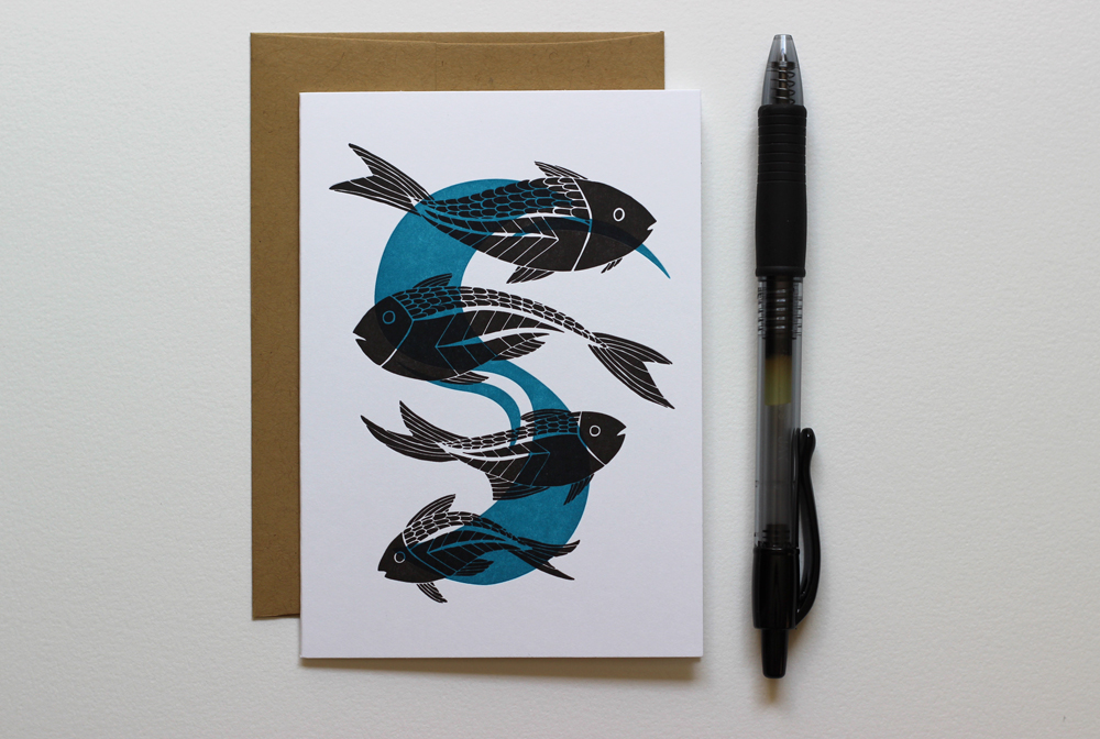 fish-notecard