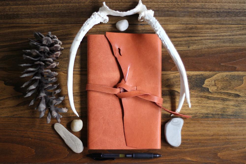 deer-hide-journal