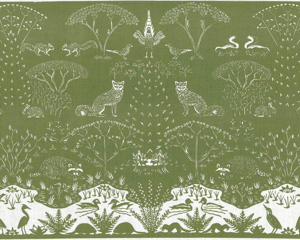 Flora & Fauna  by Eino Natti of the Folly Cove Designers