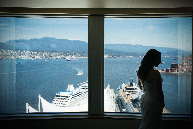pan pacific hotel vancouver wedding photographer jewish bride noyo creative