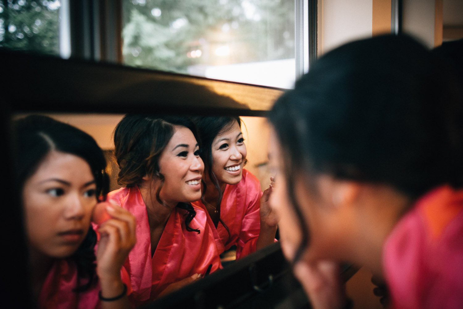 west vancouver wedding bridesmaids photographer noyo creative
