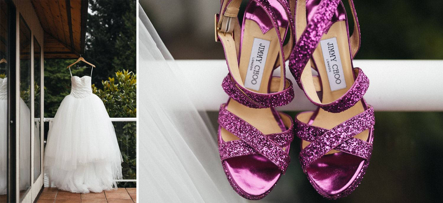 west vancouver bride wedding photographer jimmy choo
