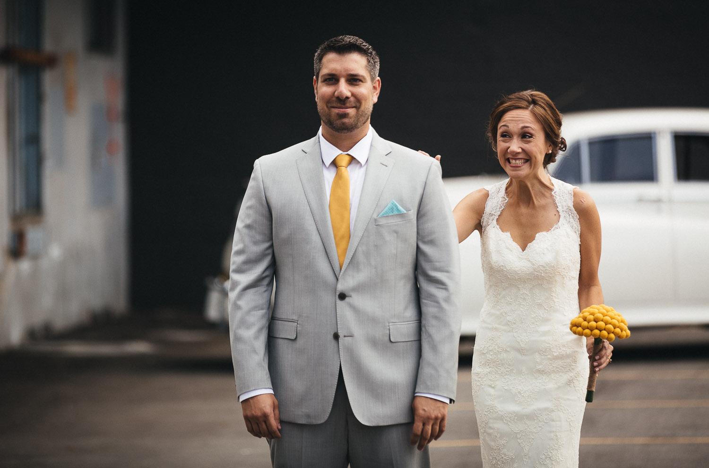jewish bride groom first look gastown wedding photography noyo creative