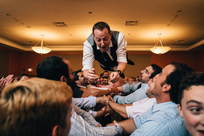 hora jewish dancing vancouver wedding reception photography