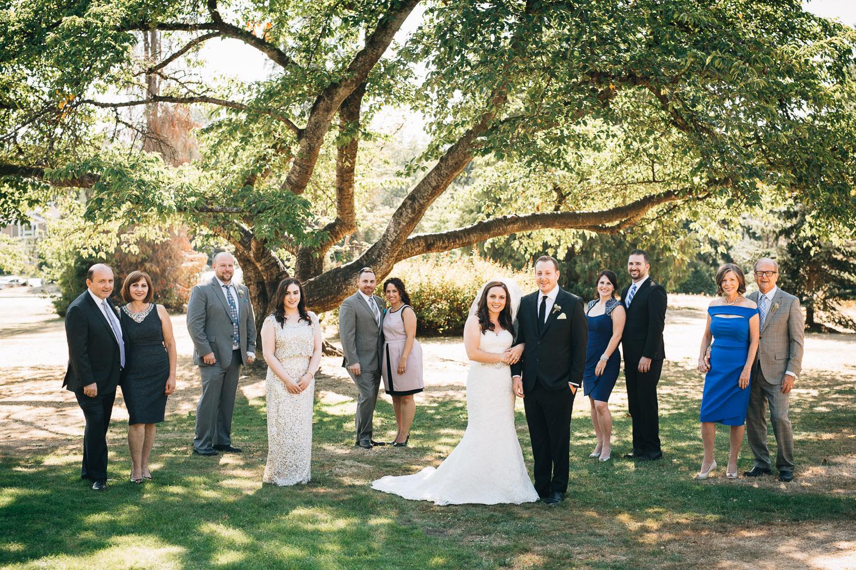 vancouver wedding photographer queen elizabeth park