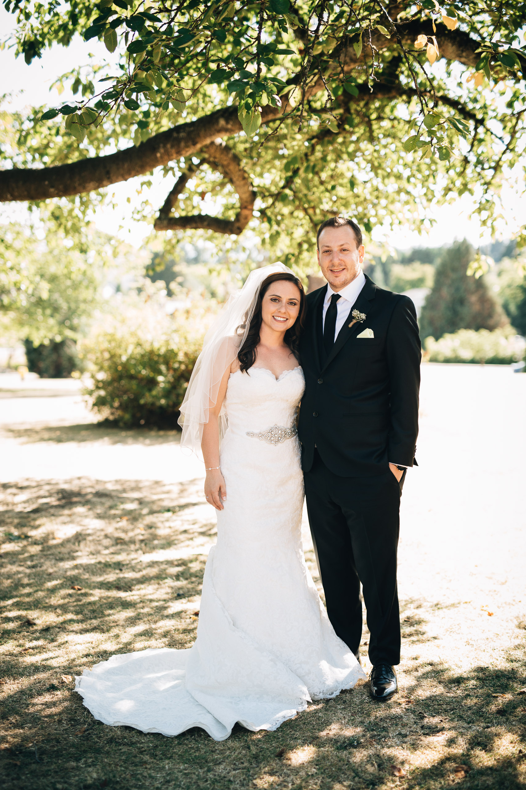 vancouver wedding photographers queen elizabeth park