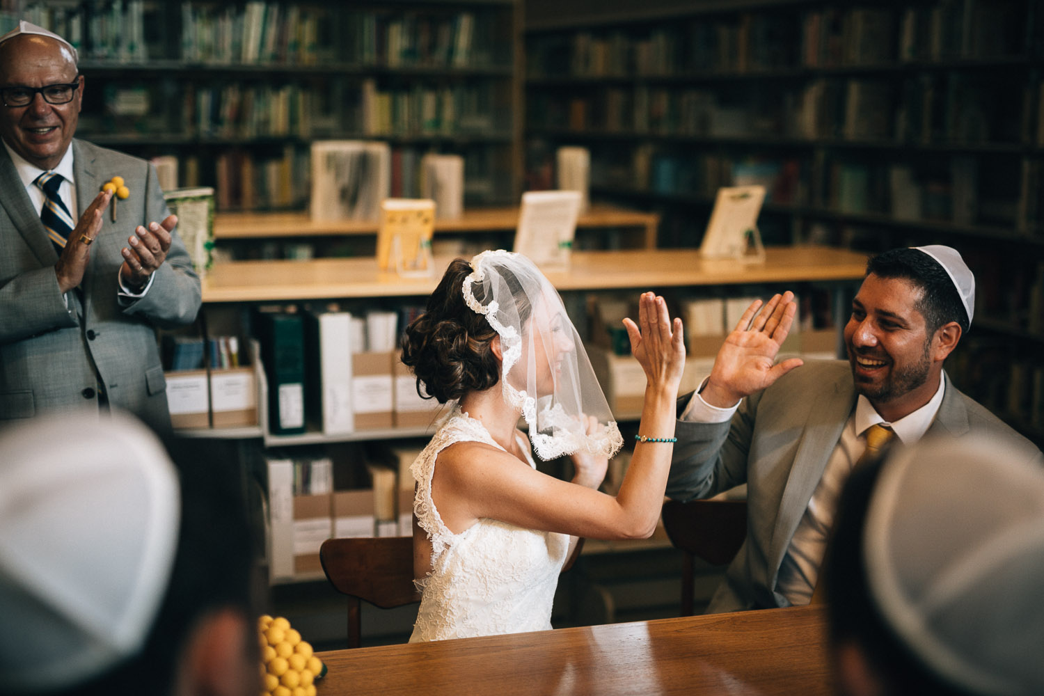 vancouver bedeken jewish wedding ceremony photographers noyo creative