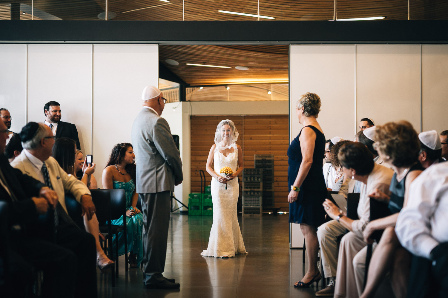 vandusen botanical garden vancouver jewish ceremony wedding photographer noyo creative