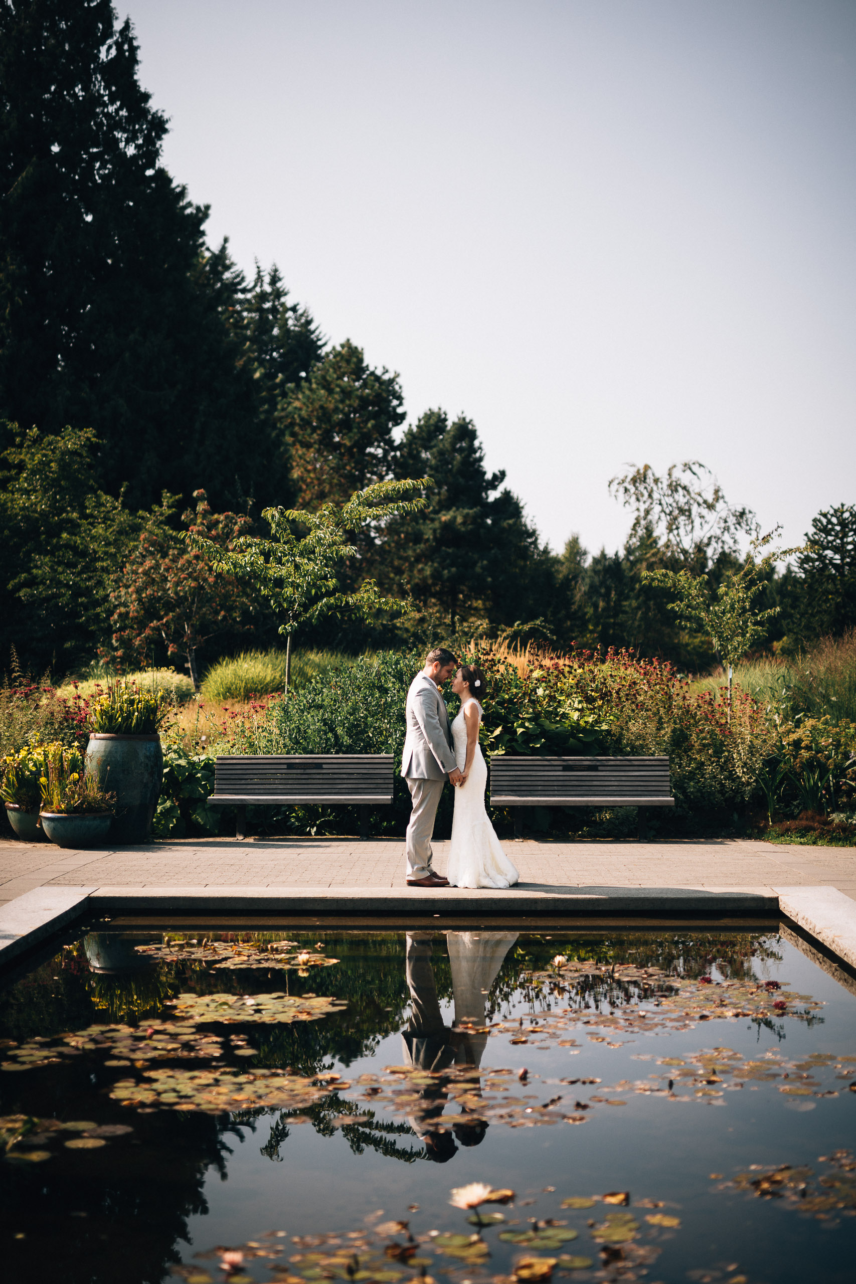 vandusen botanical garden vancouver jewish wedding photography noyo creative