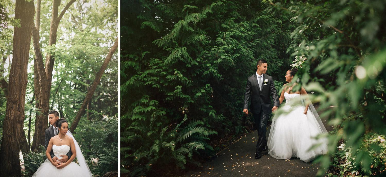 vancouver wedding photography queen elizabeth park portrait