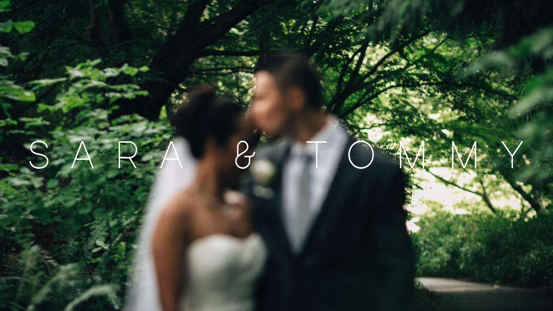 Queen Elizabeth Park Wedding Photographer Vancouver