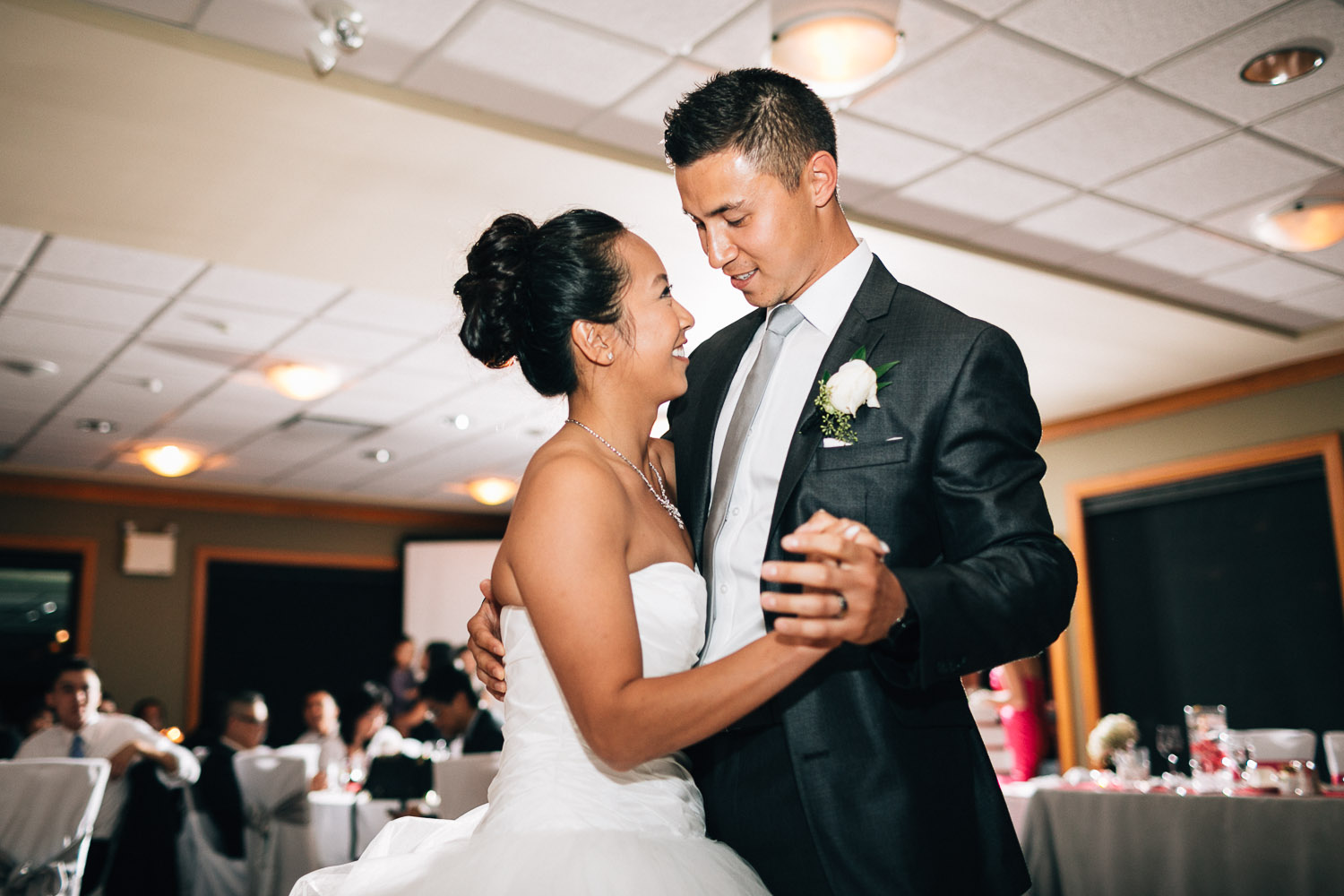 marine drive golf club wedding vancouver photographer
