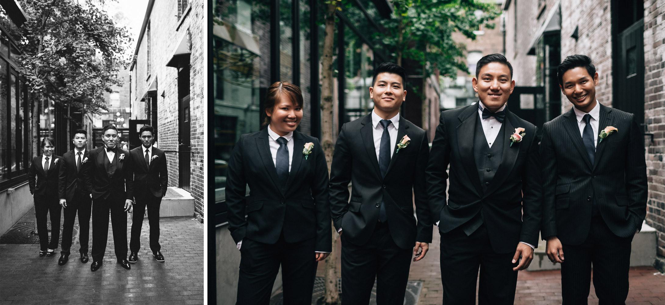 gastown wedding photography