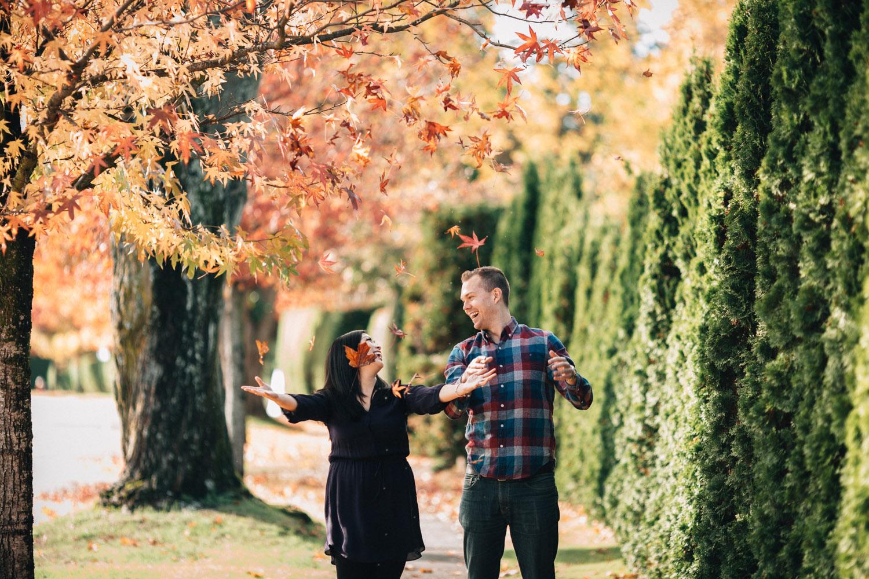 autumn engagement photography documentary storytelling